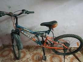 Kross cycles