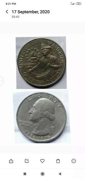Brithis indian coin