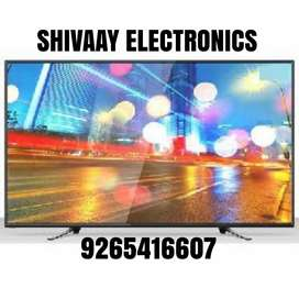24 inch to 65 inch smart Android led tv at best ratee