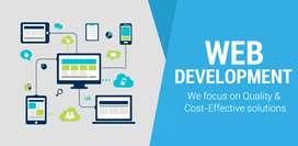 Website Design & Developments | Starting Package 4000/Rs*