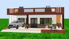 Farm houses along with 1.5 katta land are available...