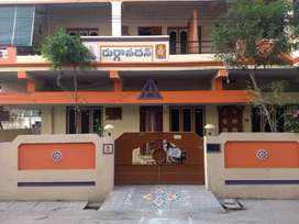 2 BHK SEMI FURNISHED HOUSE FOR RENT