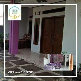 Rumah 2 Lantai Murah SHM IMB Lengkap Strategis Di Cipayung Depok