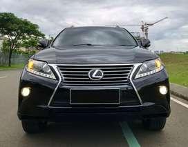 Lexus RX 270 Matic CBU 2012