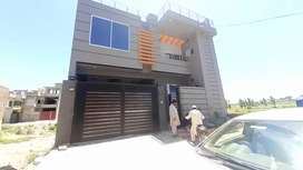 MAHSALLAH  7marla house is ready fr sale in exectivelodges warsakroad