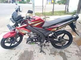 Dijual Nego Motor Vixion Merah Second 2012