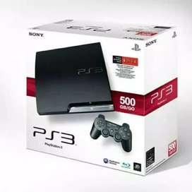 PS 3 Hdd 500Gb Kredit 3menit