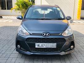 Hyundai Grand I10 Sportz Automatic 1.2 Kappa VTVT, 2019, Petrol
