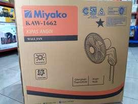 kipas angin dinding miyako wall fan kaw1662 16inc