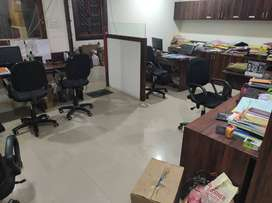 Office Space for Rent- Furnished