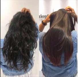 Hair smoothening craft