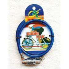 Kunci Seling Safety Untuk Sepeda Dll