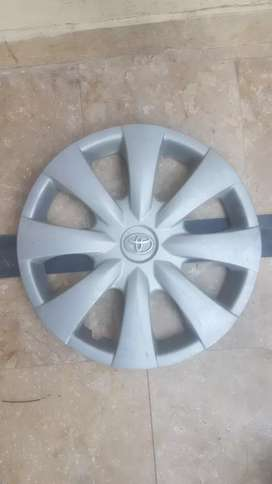 wheel covers Toyota corolla 2010 model