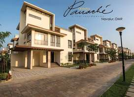 5 bhk 6030 sqft villa for sale at olympia panache - Navalur, OMR