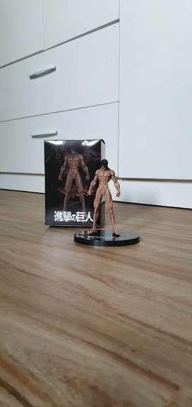 Eren titan figure