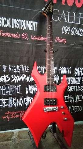 Gitar Metal BC Rich