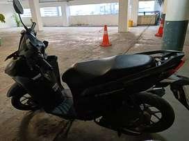 Hondavario150cc hitam2018