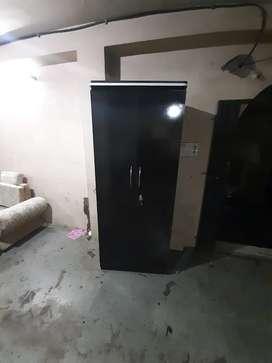 Shri balaji furniture 2 door wardrobe just rs 3900