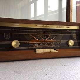 Jual radio jadul phillip