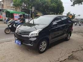 Toyota allnew AVANZA 2014 hitam