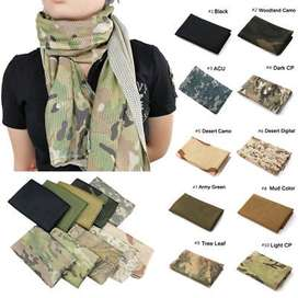 Styls Tactical Military Camouflage Scarf