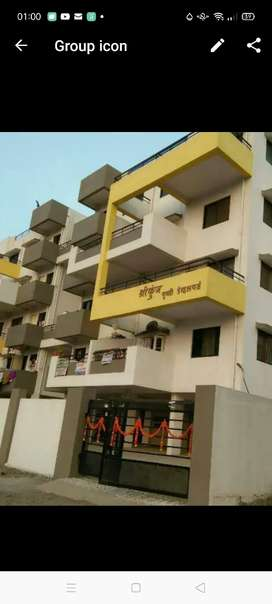 Flat in chakan to sell immediately
