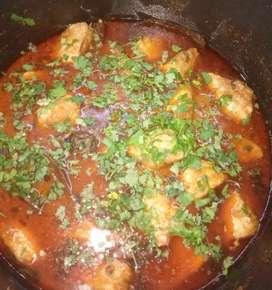 I' am mughlai Chef/Cook