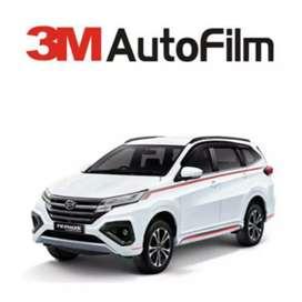 Kaca film 3M yang tepat untuk mobil anda biar adem