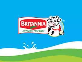 Job Hiring in Britannia Company.