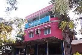 3000 sqft ground floor and basement near 10no. Market Arera Colony