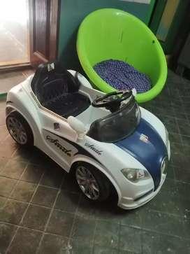 Stroller n battery car