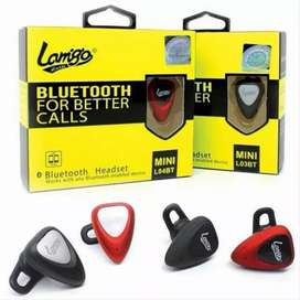 headset head set handsfree bluetooth lamigo L04/L03BT mono jantung acc