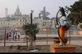 Apke bajat me smart city Rambhumi ayodhya me.