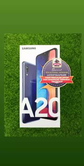 Samsung A20 Kasih Diskon Spesial