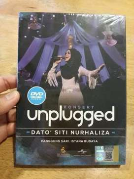DVD Siti nurhaliza unplugged