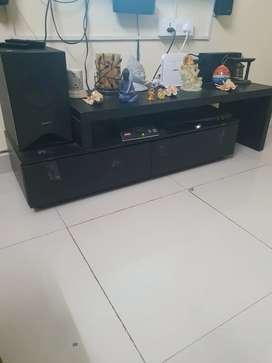 TV base unit