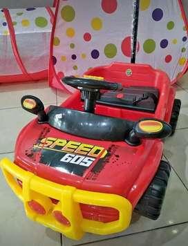 Mobil dorong anak