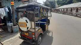 My e rikshaw good condition 8month old