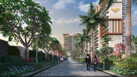 3 side open 3 BHK with Good size Balconies with Parks,Club,Gym,Pool