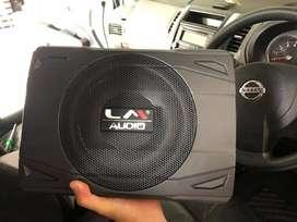 Sub Kolong, Active Subwoofer LM Xpander, Grand Livina Lengkap Incl Psg