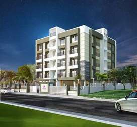 2 BHK fully furnished spacious apartment for sale