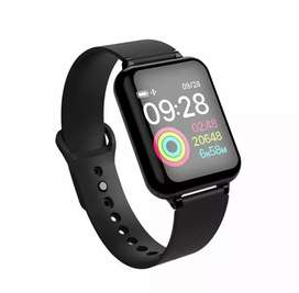 B57 Smartwatch Wristband Bracelet Clock Wristwatch For IOS And Android