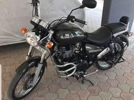 RE Thunderbird 350 19000 KM Well maintained