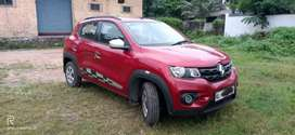 Renault kwid 10'500 kms, automatic, 1000cc