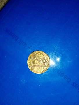 Ancient ,precious coin
