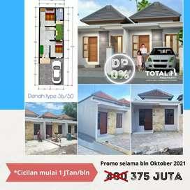 Dijual Rumah Minimalis Free Pajak Hrg Mulai 300 Jtan @Kampial, Badung