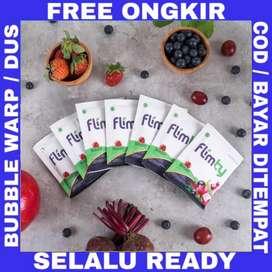 Flimty fiber obat diet dan detox