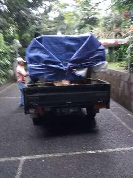 Jasa angkutan barang dan pindahan
