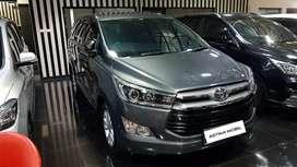 KM 10.000 Toyota Kijang Innova 2.4 V AT Solar Diesel 2019 ASTINA MOBIL