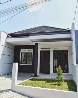 Rumah perumahan semarang tlogomulyo murah meriah dgn atap limasan